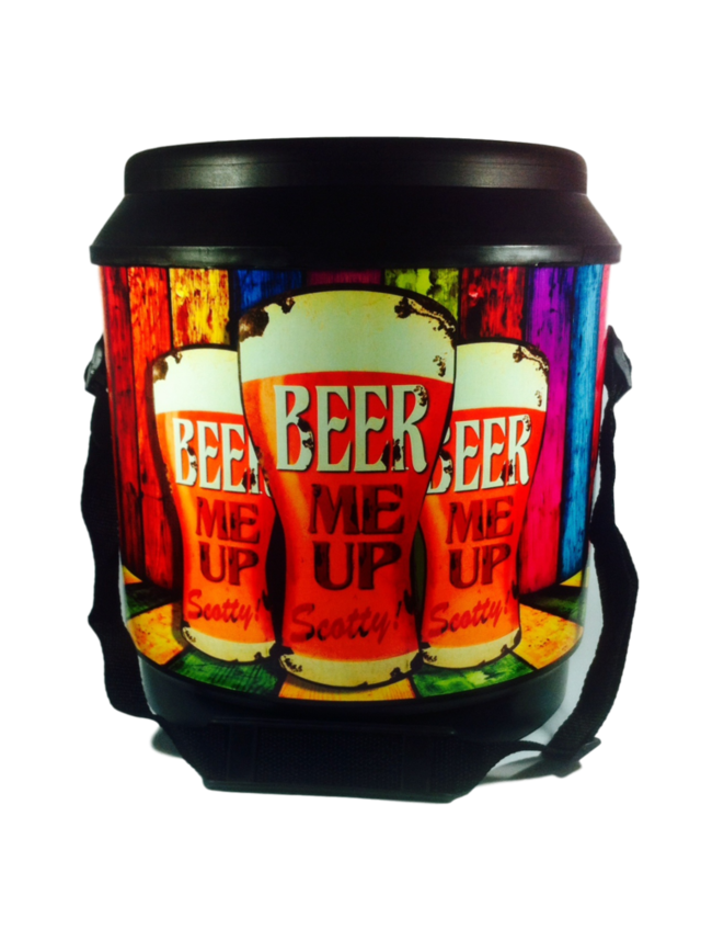Cooler Térmico 24 Latas - Beer me up