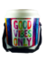 Cooler Térmico 24 Latas - Good Vibes