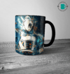 Caneca Dragon Ball Z Vegeta