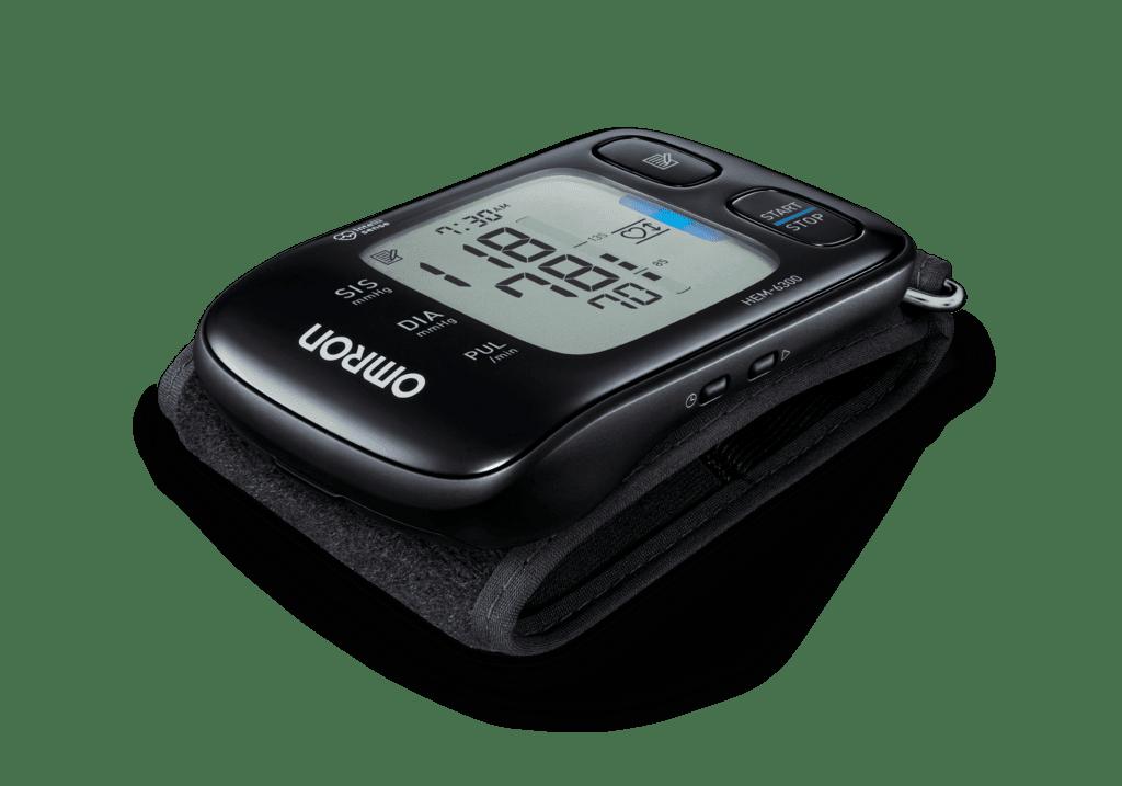 b45a5940b Monitor de Pressão Arterial de Pulso Omron Hem-6300