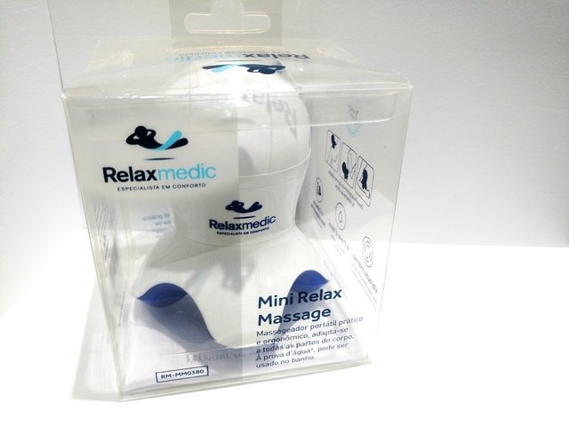 Mini Relax Massage - Relaxmedic - comprar online