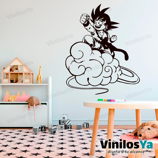 Vinilos Decorativos Infantiles Dragon Ball Z