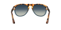 Persol PO0649 112032 SERIES 0649 Steve McQueen DEGRADADO Anteojo de Sol - Optica Central Store