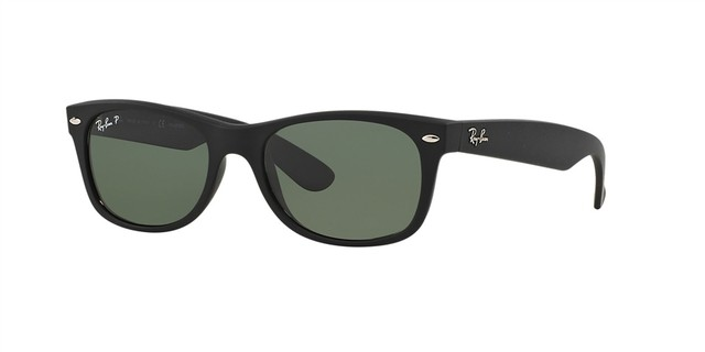 Ray Ban New Wayfarer Polarizado RB2132 622/58