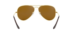 Ray-Ban RB3025 001/33 AVIADOR CLASICO Anteojo de Sol - Optica Central Store