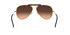 Ray-Ban RB3029 9001A5 AVIADOR OUTDOORSMAN HAVANA DEGRADADO Anteojo de Sol - Optica Central Store