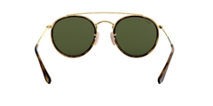 Ray-Ban RB3647N 001 ROUND DOUBLE BRIDGE CLASICO Anteojo de Sol - Optica Central Store