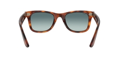 Ray-Ban RB4340 63973M WAYFARER EASE DEGRADE Anteojo de Sol - Optica Central Store