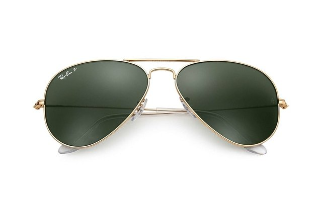 Ray Ban Aviator Polarizado RB3025 001/58