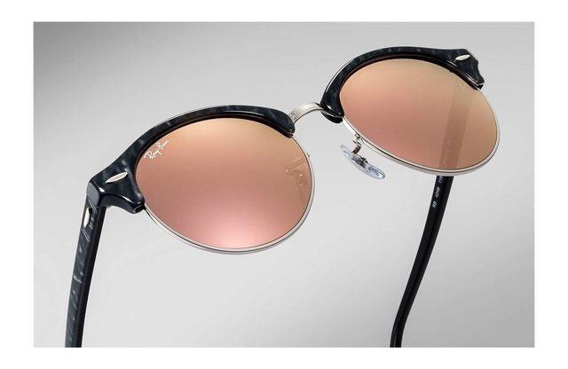 Ray Ban Clubround Espejado RB4246 1197Z2 en internet