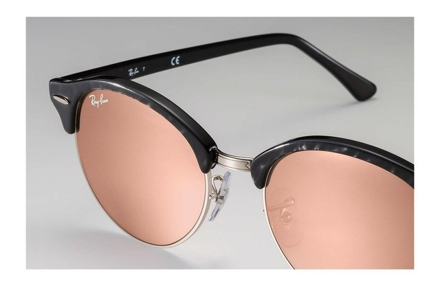 Ray Ban Clubround Espejado RB4246 1197Z2 - Optica Central Store