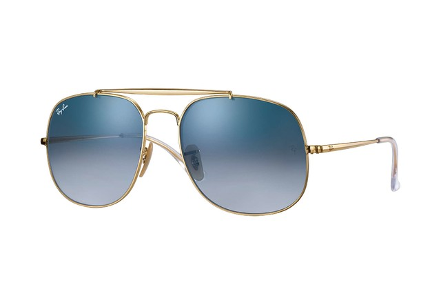 Ray Ban The General Degrade RB3561 001/3F