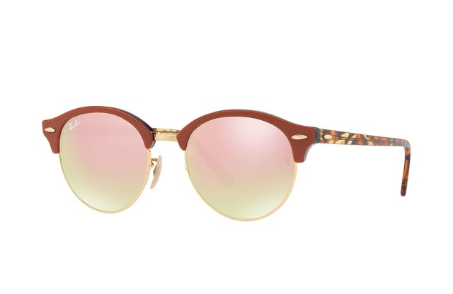 Ray Ban ClubRound Espejado RB4246 12207O
