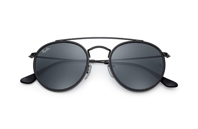 Ray Ban Round Doble Puente RB3647N 002/R5 - comprar online
