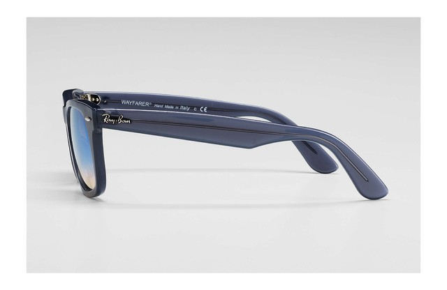 Ray Ban Wayfarer Ease Espejado Degrade RB4340 62324O en internet