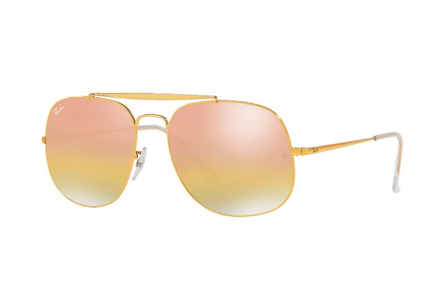 Ray Ban The General Flash RB3561 9001I1