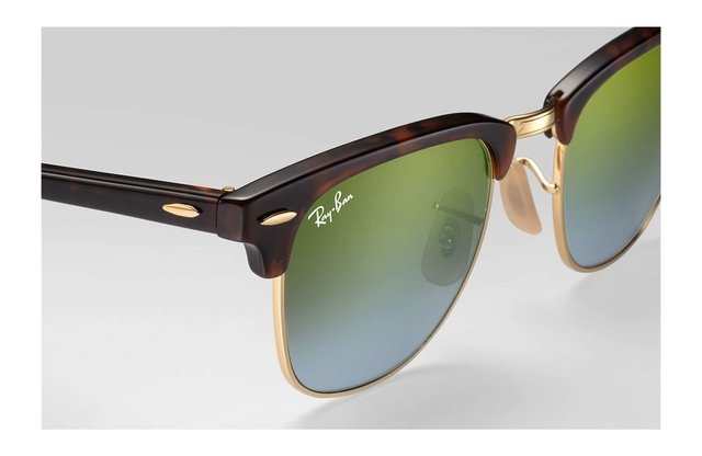 Ray Ban Clubmaster Degrade RB3016 114519 - Optica Central Store