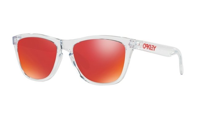 Oakley  FROGSKINS(TM) CRYSTAL COLLECTION oo9013-A5
