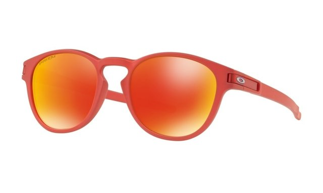 Oakley LATCH(TM) SPECTRUM COLLECTION Prizm Ruby OO9265-25