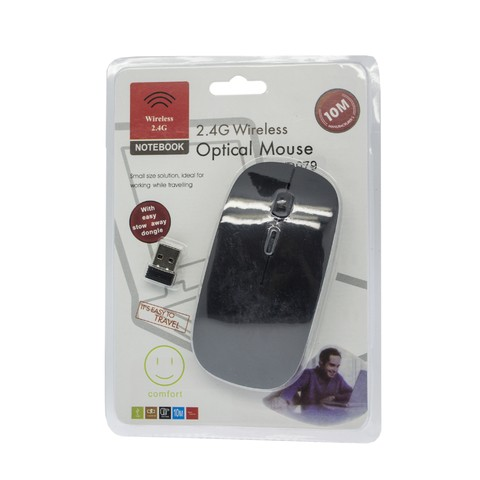 MOUSE WIRELESS WD079