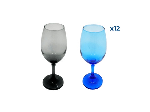 Copa Rioja Color 386 ml Set x 12