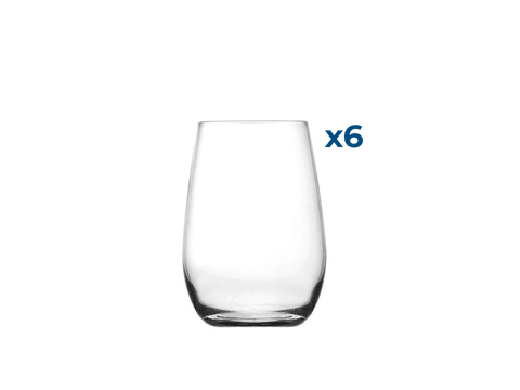 Vaso / Copa Dubai 480ml - Set X 6