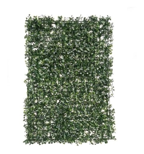 Muro Panel Cesped Artificial Jardin Vertical 40x60 Cm
