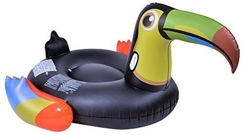 Flotador inflable   Tucán