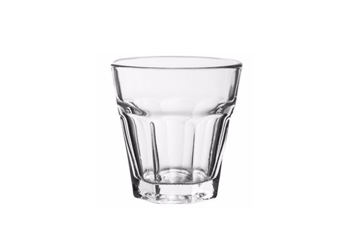 Vaso Simil Bristol Soda 120 ml Vidrio Eventos Jugo