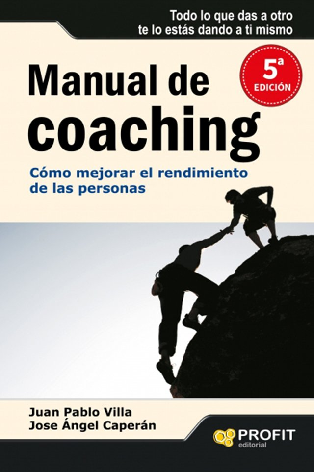 Manual de coaching 6ta edición! ¡Destacado!