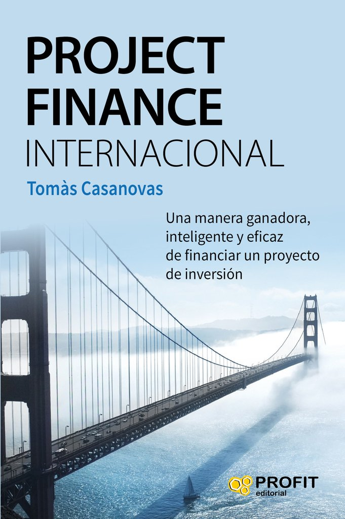 Project finance internacional ¡NOVEDAD DESTACADA!