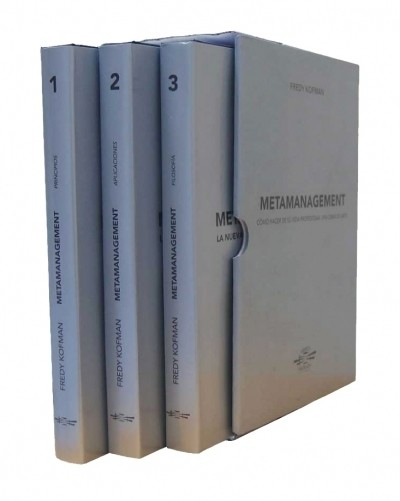 Metamanagement Trilogía