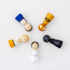 "Set Peg Dolls ""Star Wars"""