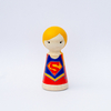 "Peg ""Supergirl"""
