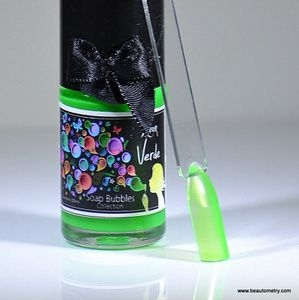Verde Neon - Soap Bubbles EDK