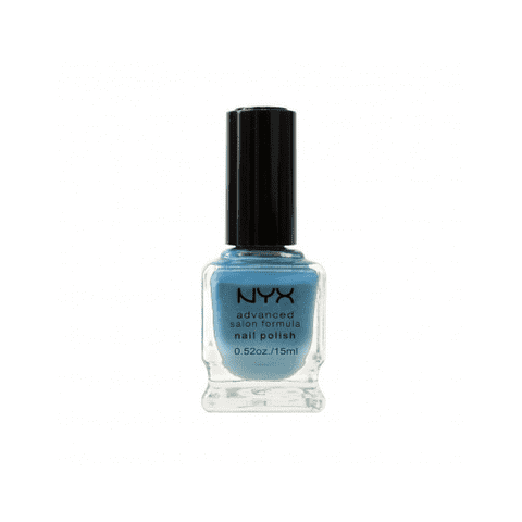 Acid Blue NPS 123 - Esmalte NYX Advanced Salon Formula - comprar online