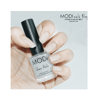 175 Modi  Top Coat  Sand Nail Polish Aritaum Glam Nails