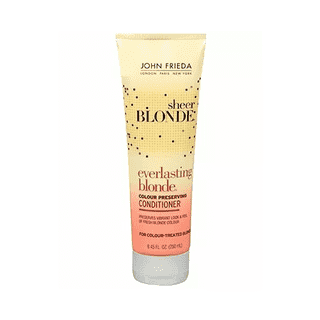 Sheer Blonde Everlasting Blonde Concidionador John Frieda   - 250 ml