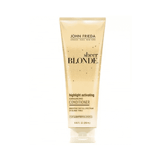 Sheer Blonde Highlight Activating  For Lighter Blondes Condicionador John Frieda  - 250ml