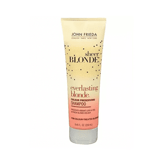 Sheer Blonde Everlasting Blonde Shampoo John Frieda  - 250ml