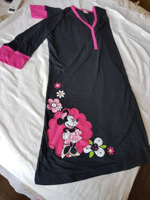 Camisola Minnie Disney - Adulto Tam GG