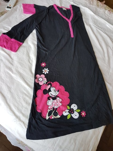 Camisola Minnie Disney - Adulto Tam P