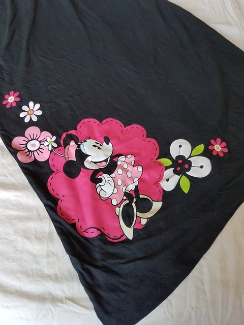 Camisola Minnie Disney - Adulto Tam GG na internet