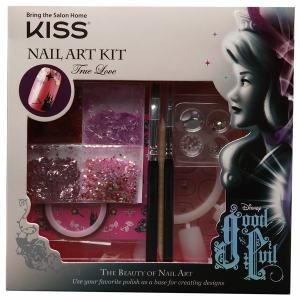 True Love Bela Adormecida - Kiss NY Disney Nail Art Kit - comprar online