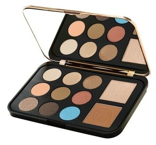 Bronze Paradise - BH Cosmetics Eyeshadow, Bronzer & Highlighter Palette