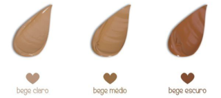 BB Cream Latika Clareador FPS15 - Bege Escuro - comprar online