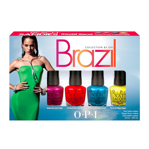 Beach Sandies - Brazil Collection by OPI