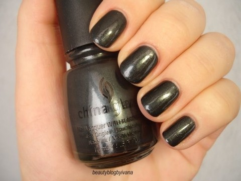 Black Diamond - China Glaze - comprar online