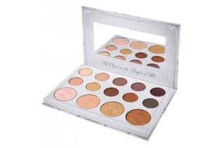 Carli Bybel 14 Color Eyeshadow & High Palette Bh Cosmetics