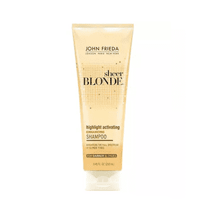 Sheer Blonde Shampoo  Enhancing Darker Blondes John Frieda 250 ml
